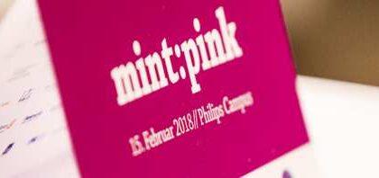 Mint:pink XXL