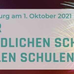 """Auszeichnung """"MINT-freundliche Schule"""" 2021"""