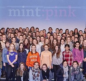 Mint:pink