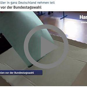 Juniorwahlen vor der Bundestagswahl am LMG
