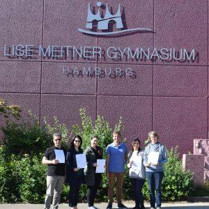 Eltern als Schulmentoren am Lise-Meitner-Gymnasium