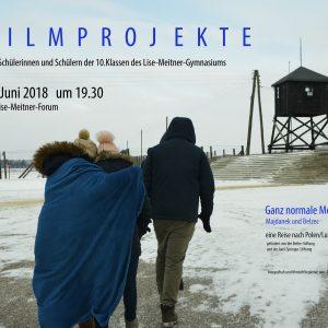 Film als Erinnerung – Schüler*innen stellen ihre Kurzfilmprojekte vor