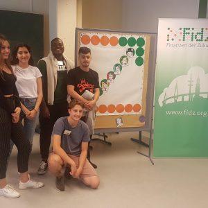 Finanzen der Zukunft – Schüler*innen planen die Zukunft Hamburgs