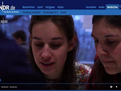 Bertini-Preis 2018 für Schülerinnen und Schüler des Lise-Meitner-Gymnasiums