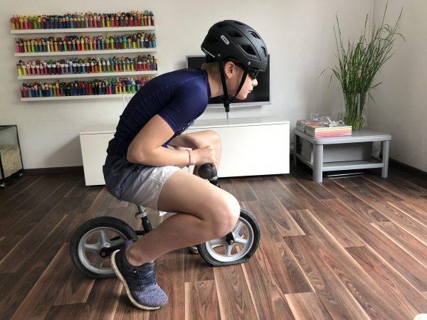 Homemarathon – Radfahren